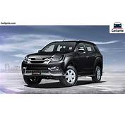 Isuzu MUX 2017 Prices And Specifications In Saudi Arabia