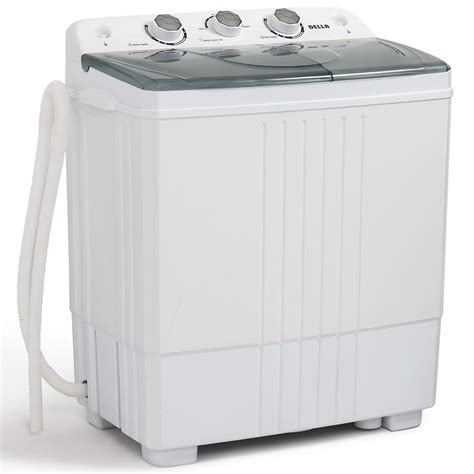 portable mini washing machine compact twin tub lb washer