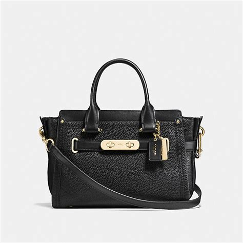Coach Swagger 6675 2 An coach 官方網站 official page coach swagger 27手袋