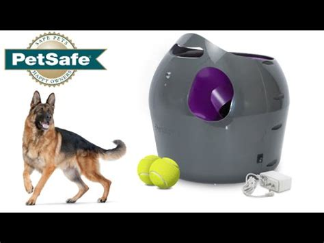 automatic thrower for dogs diy fetchbot diy launcher for dogs how to make do everything