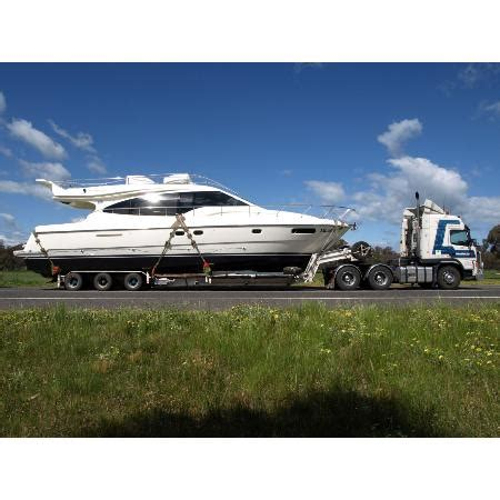 boat transport to perth boatrans boat yacht transport services perth
