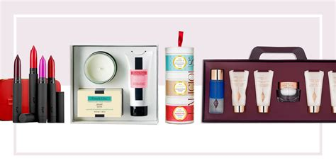 Gifts For Everyone Covetable Cosmetic Sets by 50 Best Gifts For 2017 Skincare And