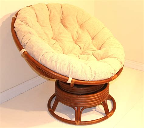 papasan swivel chair rattan usa