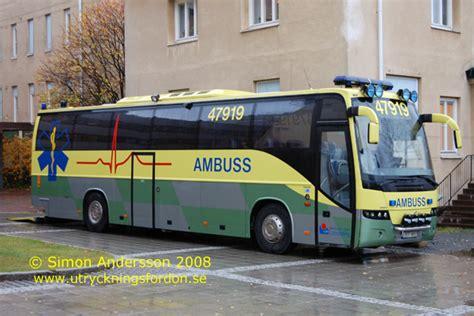 ambulans oevrigt svensk utryckningsfordonsfoerening