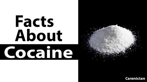 facts about facts about cocaine carenician