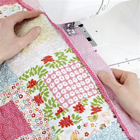 Sewing A Patchwork Quilt - how to make a patchwork quilt try our beginner s guide