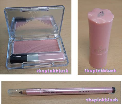 Review Lipstik Pixy by Review Pixy Products Part 1 Blush On Eye Liner Silky