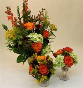 fall floral arrangements fall wedding flowers martin s the flower