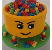 Ninja Lego Cake 100x100 Childrens Cakes Gallery Car Pictures