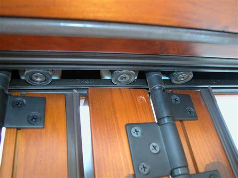 Hardware For Bifold Closet Doors by Installing Closet Bi Fold Doors Hardware