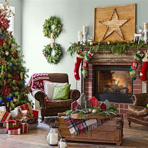 christmas curtains for living room christmas decor for living rooms