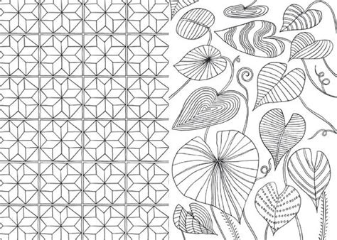 creative therapy an anti stress coloring book pdf the mindfulness colouring book anti stress therapy