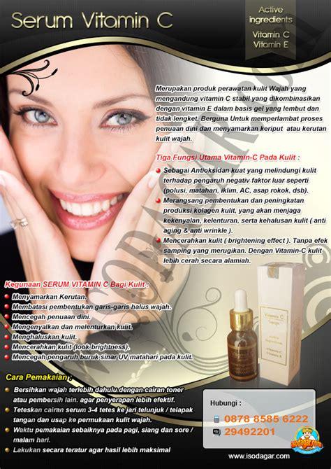 Serum Vitamin C Dan E Original Berhologram Segel Luar Dalam Dgn Parf serum vitamin c dan e original berhologram segel luar dalam isodagar