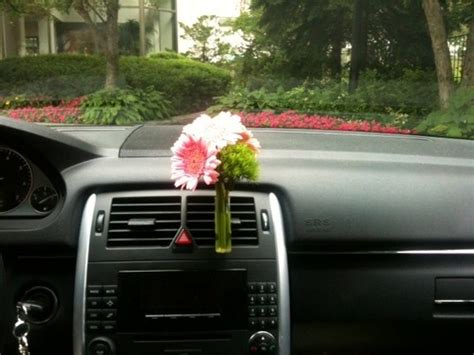 Flower Vase For Car by Details About Car Auto Flower Vase Vase Clip Fit Any
