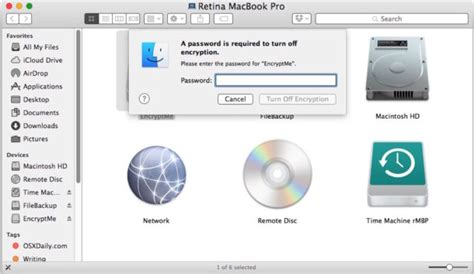 Hardisk Eksternal Mac cara decrypt eksternal drives di mac insightmac