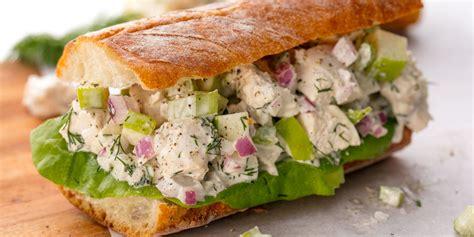 best sandwich recipes best chicken salad sandwich recipe how to make a