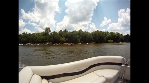 fast pontoon boats youtube fast pass rally allison boats on the beach fly by