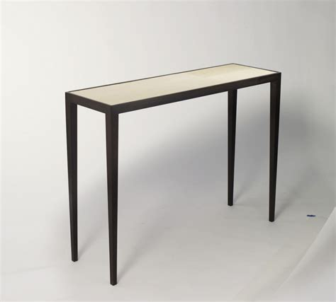 what is a console table console table