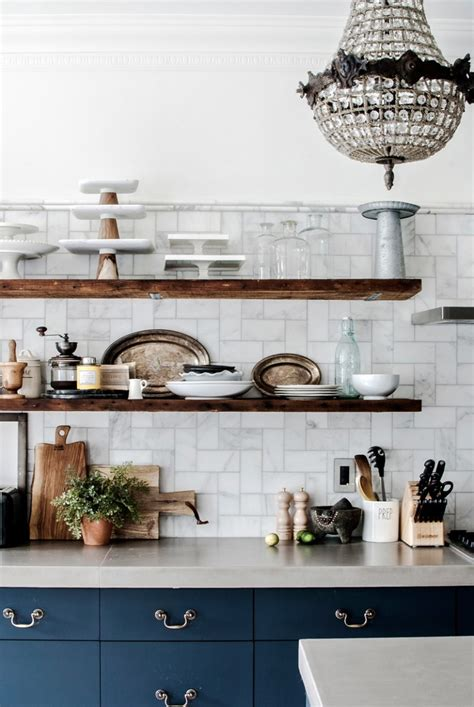 10 sparkling kitchens with open shelving 10 lovely kitchens with open shelving