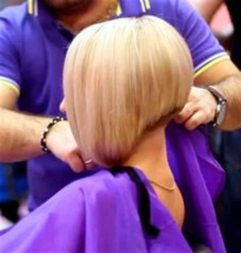 growing out a forward diagonal short aline bob on pinterest aline bob shaved nape and