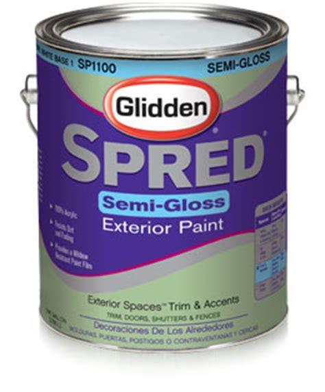 semi gloss exterior paint glidden 174 exterior paint glidden 174 spred 174 collection