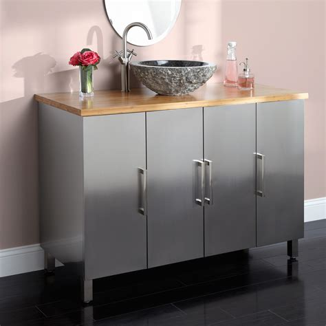 stainless toilet sink 30 quot mercutio stainless steel vessel sink vanity polished