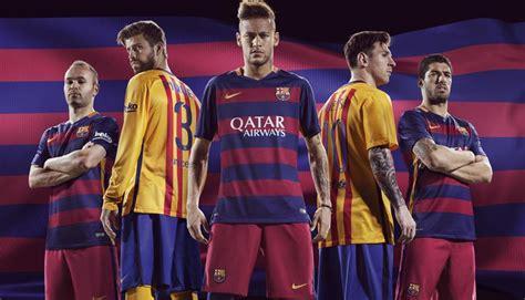 imagenes nuevas del barcelona barcelona esta es la nueva camiseta del ce 243 n espa 241 ol