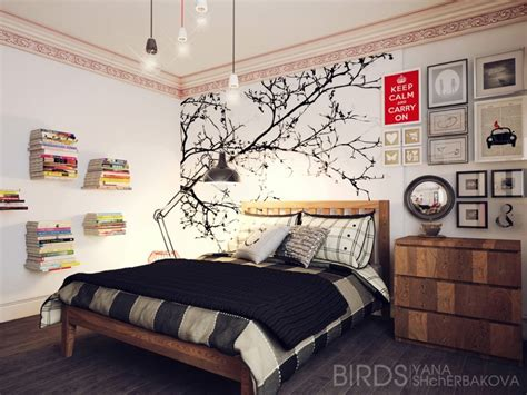 tree bedroom decor tree wall decor apartments i like blog
