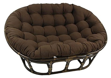 papasan loveseat cushion houseofaura com papasan loveseat cushion 60 x 48