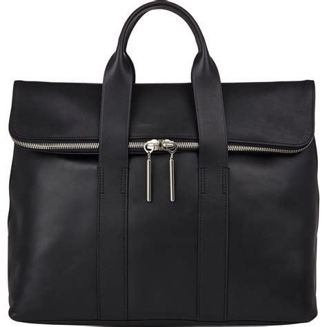 31 Phillip Lim Bag Shoulder Tote by 3 1 Phillip Lim 31 Hour Tote Bag In Black Lyst