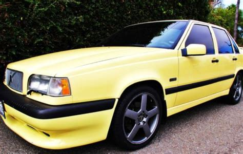 volvo t5r for sale 28 images volvo 850 t5r manual 7
