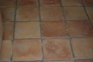 Floor In Spanish by Spanish Terracotta Tiles