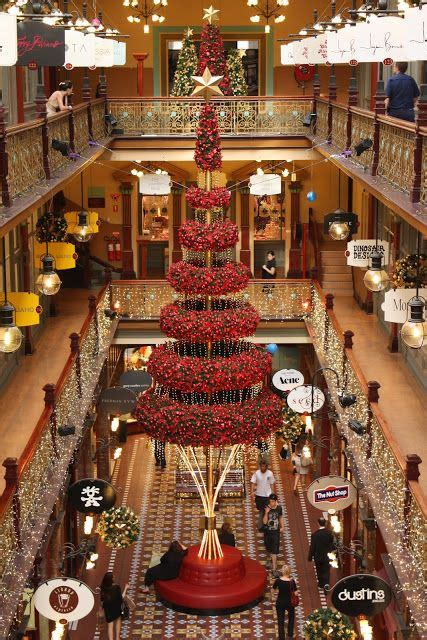 strand arcade sydney christmas decorations a land