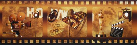 theme music in hollywood movie wallpaper borders scrapbook movies pinterest