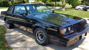 1987 Buick Grand National Parts 5 000 Mile 1987 Buick Grand National