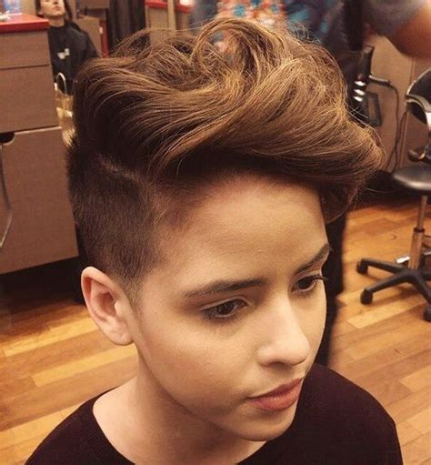 teenage quiff 40 stylish hairstyles and haircuts for teenage girls