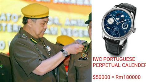 Jam Tangan Mewah Najib mywatch papar jam tangan mewah ahli politik