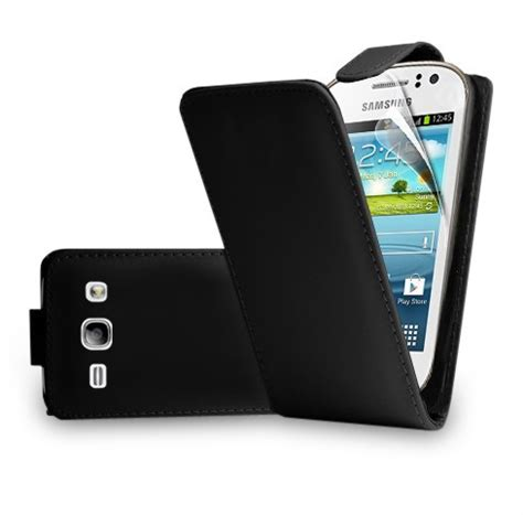 Samsung Galaxy Fame S6810 S 6810 Casing Acc Flip Cover Aksesoris samsung galaxy fame s6810 leather flip cover