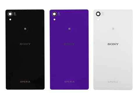 Xperia Z2 Spare Part sony xperia z2 replacement back cover