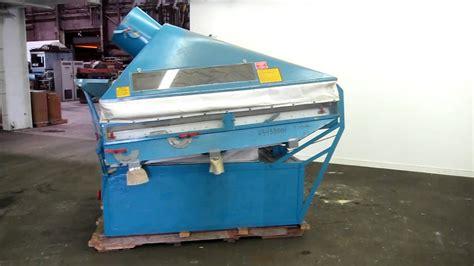 gravity table separator for used forsberg vacuum gravity separator 50v stock