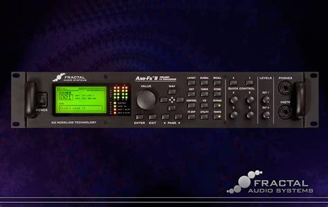 tutorial axe fx 2 the fractal audio axe fx ii guitar processor the best