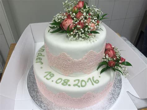 Hochzeit Torte by Hochzeitstorte Tortenspitze