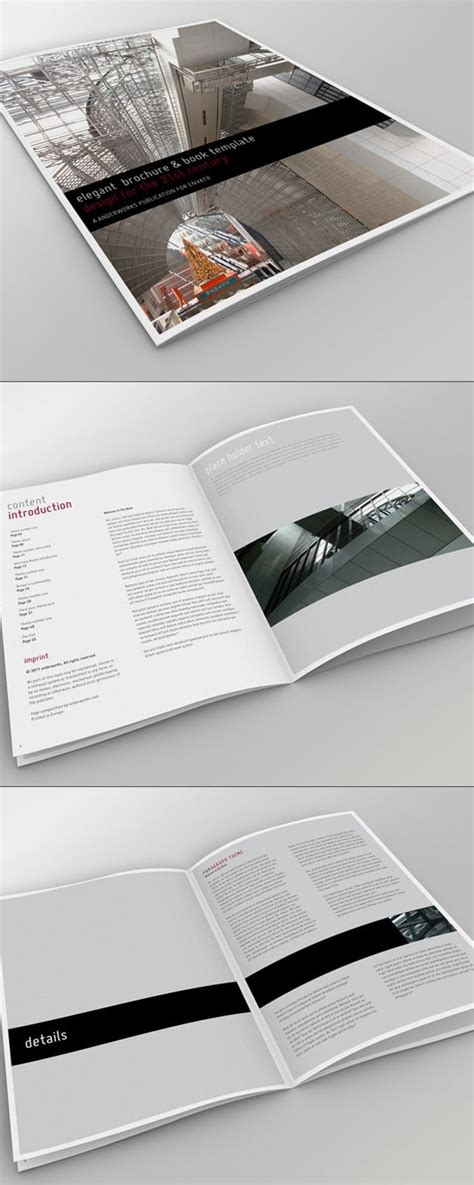 template brochure elegant brochure templates 40 very affordable high quality