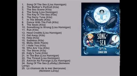 soundtrack film gie youtube song of the sea official movie soundtrack list youtube