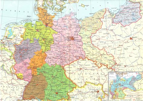 germany map 1980 gkruynk with map of germany 1980 world maps