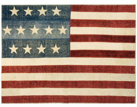 american flag rugs vendimia rugs overdye american flag iii rug contemporary rugs by rugs usa