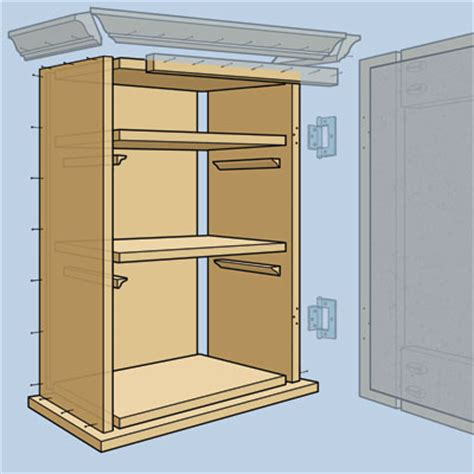 woodworking build outdoor storage cabinet plans pdf