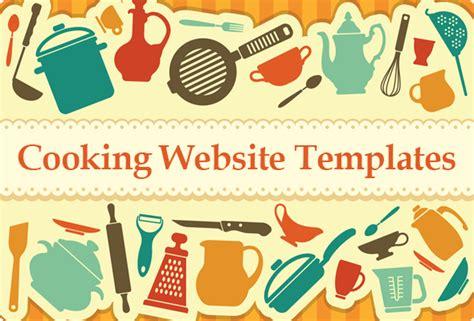 Cooking Website Templates Delicious Designs For A Perfect Site Cooking Website Templates Free