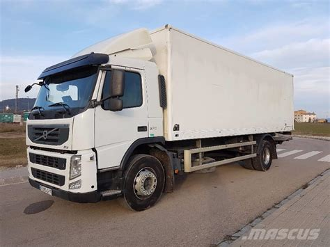 brand volvo truck price used volvo fm 42 b1 box trucks year 2010 price 34 133