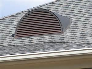 Dormer Roof Vent Ejmcopper Com Custom Copper Dormer Vents Half Round
